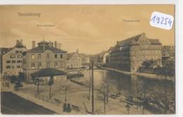 CPA-  19254--67-Strasbourg - Feuerwehrhaus Et Thomasschule  - - Envoi Gratuit - Strasbourg
