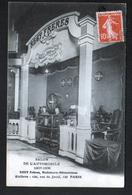 Regy Freres, Salon De L'automobile 1907 1908 - Cartes Postales
