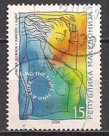 Mazedonien  (2009)  Mi.Nr.  497  Gest. / Used  (4ai35) - Mazedonien