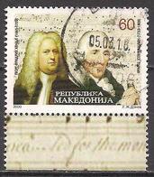 Mazedonien  (2009)  Mi.Nr.  499  Gest. / Used  (4ai34) - Mazedonien