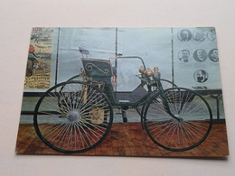 DAIMLER 1888 - 1889 ( Kruger ) Ann) 1974 ( Zie Foto's ) ! - Passenger Cars