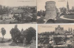 19 / 3 / 327  - LOT  DE  8  C P A  DE  VALENCIENNES  ( 59 )  Toutes Scanées - Cartes Postales