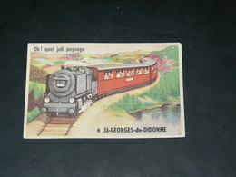 SAINT GEORGES DE DIDONNE     1950   /  CARTE A SYSTEME / MULTI VUES .....   EDITEUR - Saint-Georges-de-Didonne