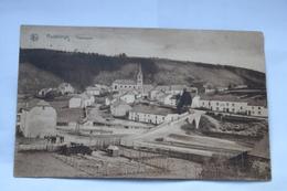 Radelange Panorama (à Gauche Gare Du Vicinal Et Rails Du Tram Bastogne Martelange) - Martelange