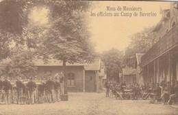 Camp De Beverloo, Mess De Messieurs Les Officiers Au Camp De Beverloo, Beverlo (pk57257) - Leopoldsburg (Camp De Beverloo)