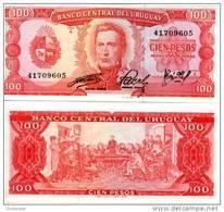 URUGUAY 100 Pesos P 47 UNC - Uruguay