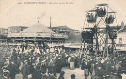 CPA - France - (63) Puy-de-Dôme -  Clermont-Ferrand - Les Salins Un Jour De Foire - Clermont Ferrand