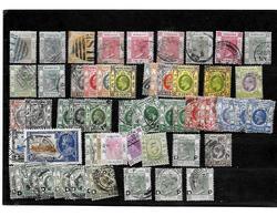 HONG-KONG Lot D'oblitérés Et Neufs X (années De 1978 à... )  (prix Fortement Diminué) - Hong Kong (1997-...)