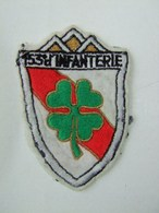 Patch Infanterie - Patches