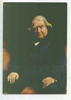 Léon Bonnat 1833/1922 - 1892 Portrait D'Ernest Renan écrivain (cp Vierge éd Castelet) - Pittura & Quadri