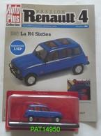 RENAULT 4 R4 SIXTIES De 1985 - Ixo