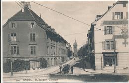 BASEL, BS - St Johann-Vorstadt - BS Bâle-Ville