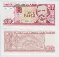 C__A 100 Pesos P 129 H 2016 UNC - Cuba