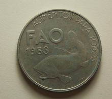 Portugal 25 Escudos FAO - Portogallo