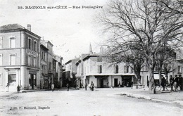 205-3759 -  30 - Bagnols Sur Cèze - Place De La Poulagière - Bagnols-sur-Cèze