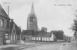 Lewarde. L'Eglise.  (scan) - Andere Gemeenten