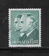 MONACO Timbre De 1986 N°1561 Oblitéré - Monaco