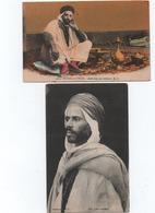 Lot 2 Cartes   Scènes Et Types   Arabe - Afrique