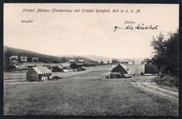 C3533 - Rehefeld OT Moldau Fischerhaus - Jakob Morlock - Rehefeld