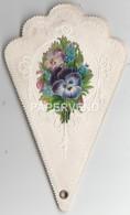 Merry Christmas Mechanical Fan Good Condition  Egc317 - Vieux Papiers