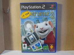 PS2 Game * Stuart Little 3 Big Photo Adventure - Sony PlayStation
