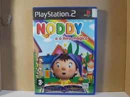 PS2 Game * Noddy E O Livro Mágico - Sony PlayStation