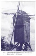Sint-Denijs-Boekel: Franskouter - Koutermolen ( 2 Scans) - Belgique