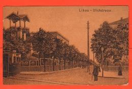 Liepāja City Ulichestrasse  Lettonia Lettland Latvia Old Cpa - Lettonia