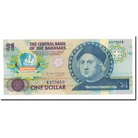 Billet, Bahamas, 1 Dollar, 1992, KM:50a, NEUF - Bahamas