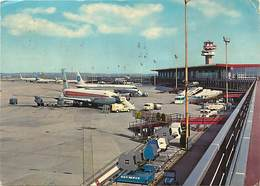 Gd Format :environ15cms X10cms -ref Y576 Italie -italia -italy -fiumicino - Aeroports - Aeroport - - Aérodromes