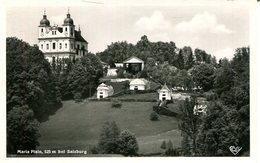 007295  Maria Plain Bei Salzburg - Wallfahrts-Basilika - Österreich