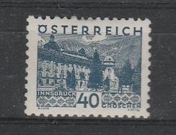Mi. Nr. 538 Ex. Kleine Landschaften * - 1918-1945 1. Republik