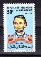 PhilMauritania - 1965. Abramo Lincoln. MNH - Altri