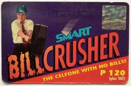 Smart 120 Peso Billcrusher - Philippines