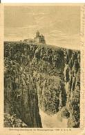 007300  Schneegrubenbaude Im Riesengebirge  1923 - Schlesien