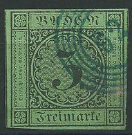 """Guter Nummernstempel """"92"""" Messkirch In Glau Auf Nr. 6 - Baden"""