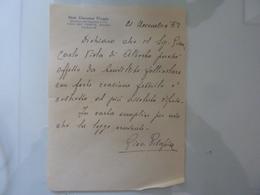 """Certificato Medico """"Dott. GIOVANNI PISAPIA Direttore Ospedale Civile CAVA DEI TIRRENI"""" 1952 - Manoscritti"""