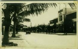 SOMALIA - MOGADISCIO / MOGADISHU - VIALE REGINA ELENA - PHOTO ESTEVAN CASCIUOLO - 1940s ( BG2871 ) - Somalie