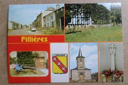 FILLIERES - Vues Diverses ( 54 Meurthe Et Moselle ) - Autres Communes
