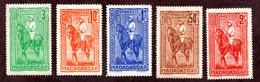 Madagascar N°183/87 N* TB Cote 25 Euros !!! - Madagascar (1889-1960)
