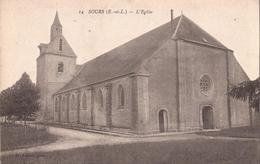 14 SOURS L EGLISE - Otros Municipios