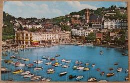 Inner Harbour And Strand Torquay Devon - Ver. Königreich