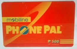 Piltel 500 Pesos Mobiline Phonepal - Philippines