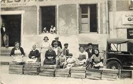 RÉGION DE QUIBERON - Carte Photo à Localiser,caisse Le Normand Quiberon. - A Identifier