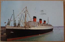 R.M.S. Queen Mary RW 706 - Ver. Königreich