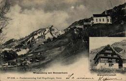 Wiesenberg Mit Stanserhorn - NW Nidwalden
