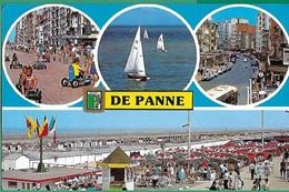 ! - Belgique - La Panne (De Panne) - Vues Diverses - Un Bonjour De ... - De Panne