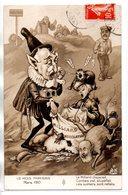 Politique : Le Mois Parisien , Mars 1910 Combes Et La Disparition Du Milliard - Personnages