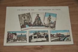 8409-   HALLE   HAL - 1929 - Halle