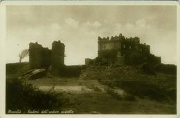 ETHIOPIA - Mekelle / MACALLE - RUDERI DELL'ANTICO CASTELLO - EDIZ. FOTOCELERE - 1930s ( BG2876 ) - Ethiopie